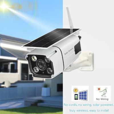 Беспроводная камера видеонаблюдения на солнечной панели - Escam qf260