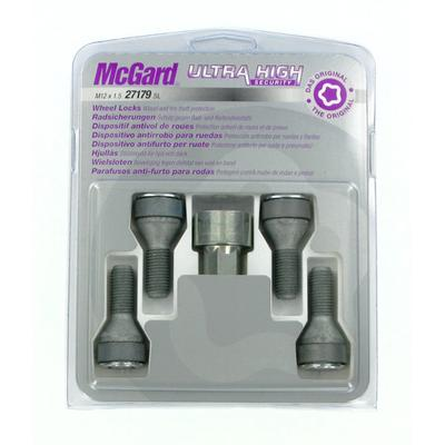 Секретки McGard 27179SL Болт 12 x 1,5 26,4мм. Конус - Ключ 17 - Вращающееся кольцо