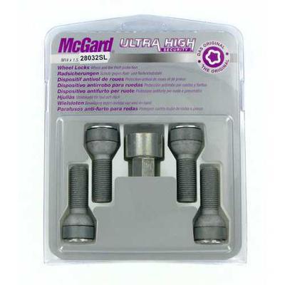 Секретки McGard 28032 SL Болт 14 x 1,5 34,5мм. Сфера - Ключ 17 - Вращающееся кольцо