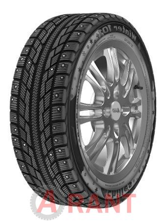 Шина Achilles Winter 101+ 195/65 R15 91T под шип