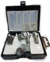 Секретки Farad B09/D-1CH Болт 12x1,25 50мм. Конус - Ключ 19 - Вращающееся кольцо