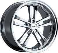 "Диск TSW Mondello chrome 18"" 8,0J 5x112 ET32 DIA72,6"