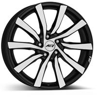 "Диск AEZ Reef matt black polished 19"" 9,0J 5x112 ET38 DIA70,1"