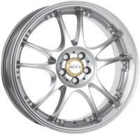 "Диск Dotz Brands Hatch silver 15"" 6,5J 5x114,3 ET38 DIA71,6"