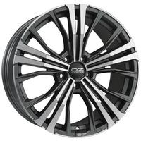 "Диск OZ Cortina matt dark graphite 19"" 9,0J 5x130 ET50"