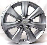 """Диск WSP Italy W1762 Nemuro silver 15"""" 6,0J 5x100 ET33 DIA54,1"""